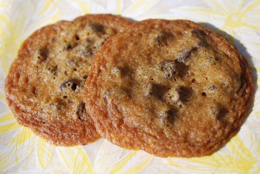 Tate's Choc Chip Cookie