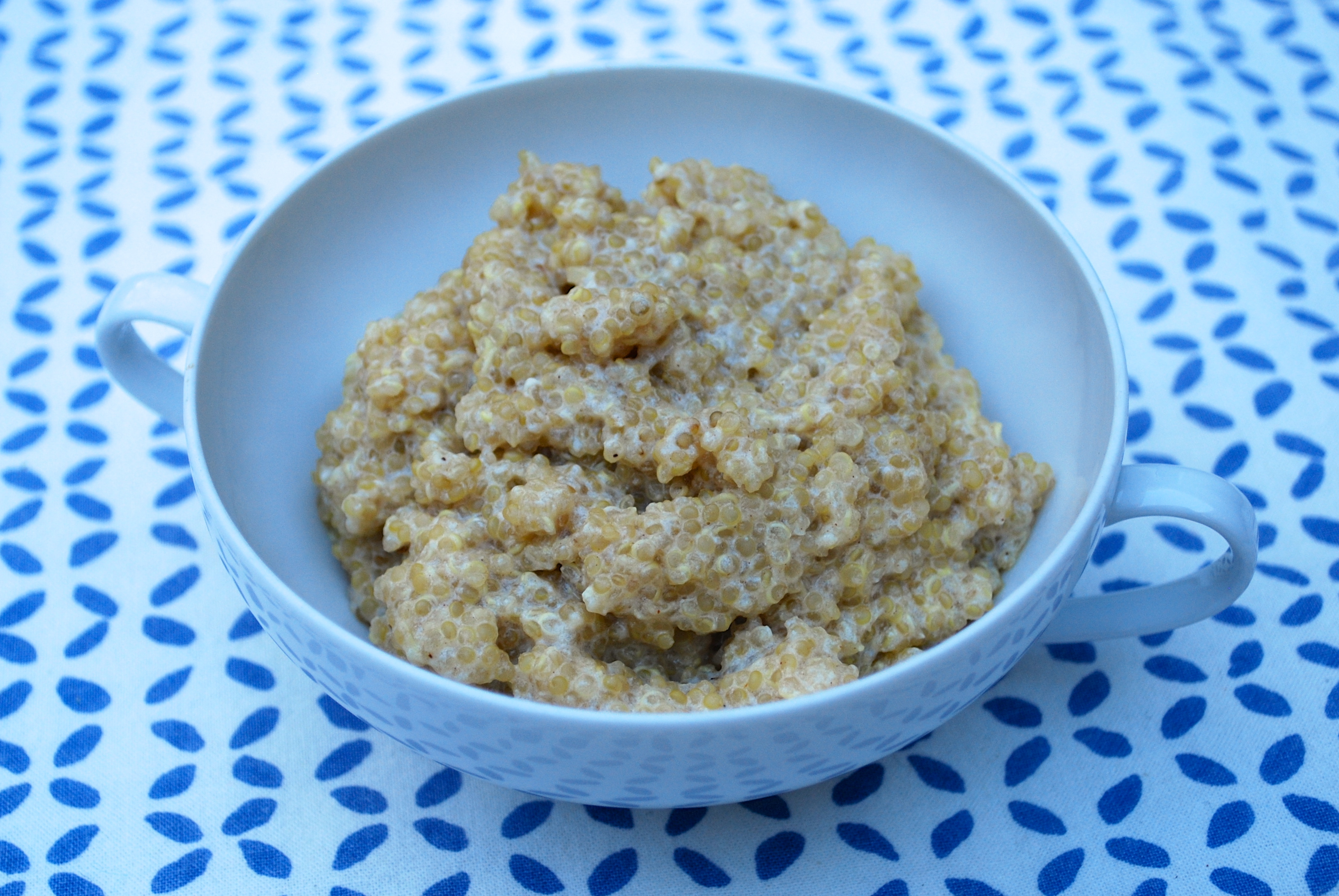 Breakfast Quinoa | Time to Cook!